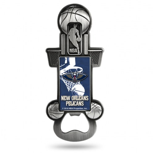 New Orleans Pelicans Party Starter Bottle Opener