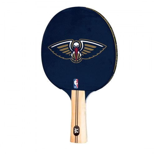 New Orleans Pelicans Ping Pong Paddle