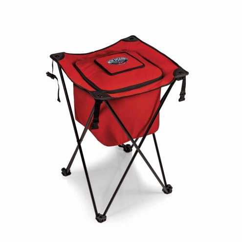 New Orleans Pelicans Red Sidekick Portable Cooler