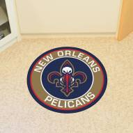 New Orleans Pelicans Rounded Mat