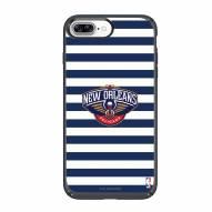 New Orleans Pelicans Speck iPhone 8 Plus/7 Plus Presidio Stripes Case
