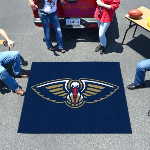 New Orleans Pelicans Tailgate Mat