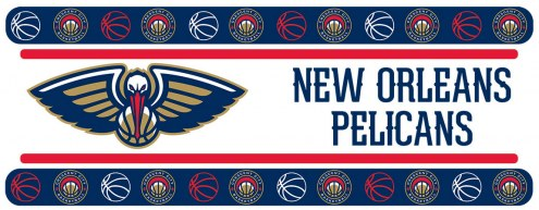 New Orleans Pelicans Wall Border