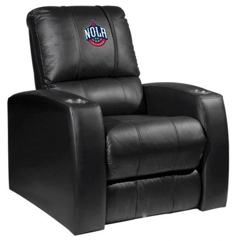 New Orleans Pelicans XZipit Relax Recliner with NOLA Logo
