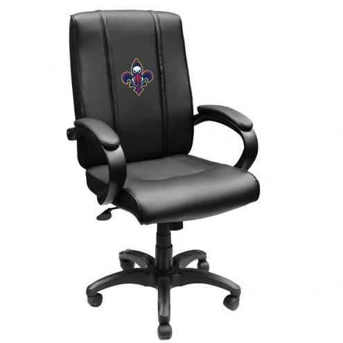 New Orleans Pelicans XZipit Office Chair 1000 with Secondary Logo