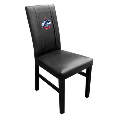 New Orleans Pelicans XZipit Side Chair 2000 with NOLA Logo