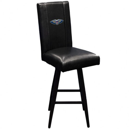 New Orleans Pelicans XZipit Swivel Bar Stool 2000 with Secondary Logo