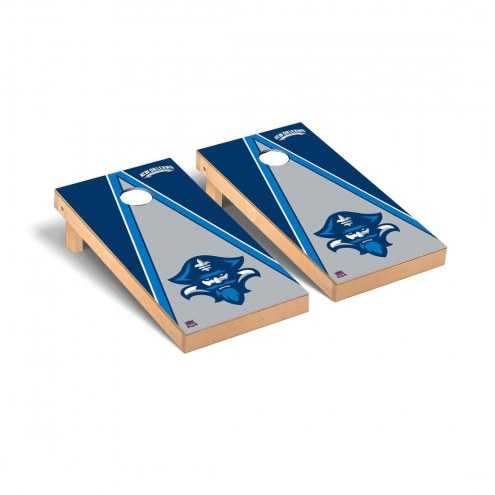 New Orleans Privateers Triangle Cornhole Game Set