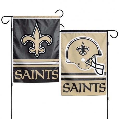 "New Orleans Saints 11"" x 15"" Garden Flag"