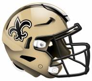 "New Orleans Saints 12"" Helmet Sign"