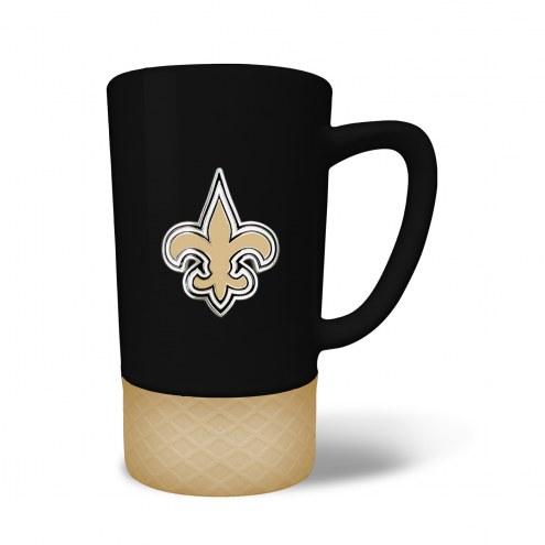 New Orleans Saints 15 oz. Jump Mug