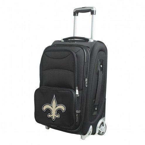 """New Orleans Saints 21"""" Carry-On Luggage"""