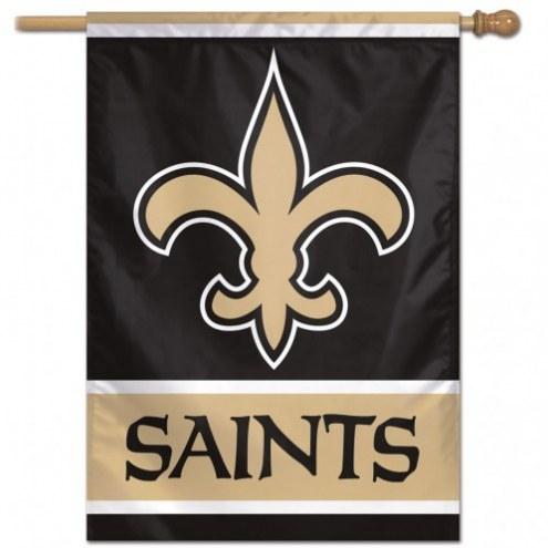 """New Orleans Saints 27"""" x 37"""" Banner"""