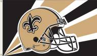 New Orleans Saints 3' x 5' Helmet Flag