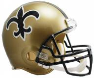 New Orleans Saints 76-99 Riddell VSR4 Authentic Full Size Football Helmet
