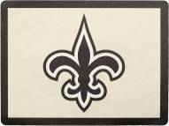 New Orleans Saints Address Logo