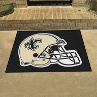 New Orleans Saints All-Star Mat