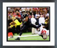 New Orleans Saints Brandin Cooks Action Framed Photo