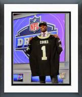 New Orleans Saints Brandon Cooks NFL Draft #20 Draft Pick Framed Photo