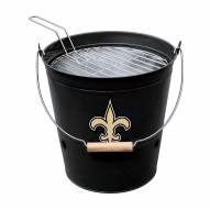 New Orleans Saints Bucket Grill