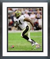 New Orleans Saints Cameron Jordan Action Framed Photo