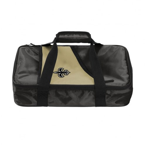 New Orleans Saints Casserole Caddy