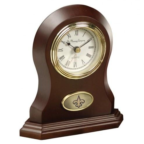 New Orleans Saints Desk Clock