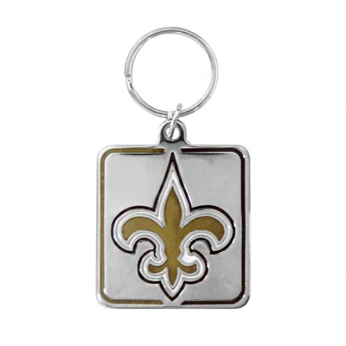 New Orleans Saints Dog Collar Charm