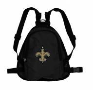 New Orleans Saints Dog Mini Backpack