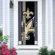 New Orleans Saints Door Banner