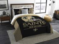 New Orleans Saints Draft King Comforter Set