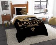 New Orleans Saints Draft Twin Comforter Set