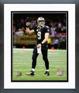 New Orleans Saints Drew Brees Action Framed Photo