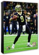 New Orleans Saints Drew Brees 2018 NFC Divisional Playoff Game Photo