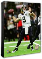 New Orleans Saints Drew Brees All-time Passing Yards Record Photo