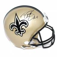 New Orleans Saints Drew Brees Signed Full Size Authentic Helmet
