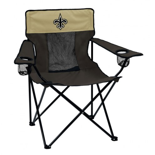 New Orleans Saints Elite Tailgating Chair