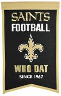 New Orleans Saints Franchise Banner