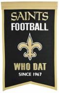 New Orleans Saints Franchise Banner