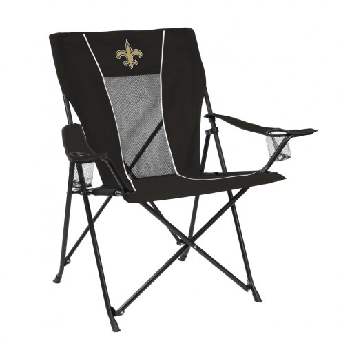 New Orleans Saints Game Time Tailgate Chair