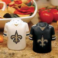 New Orleans Saints Gameday Salt and Pepper Shakers