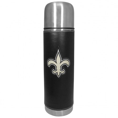 New Orleans Saints Graphics Thermos