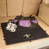 New Orleans Saints Heavy Duty Vinyl Cargo Mat