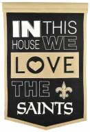 New Orleans Saints Home Banner