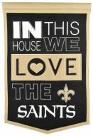 New Orleans Saints Home Banner