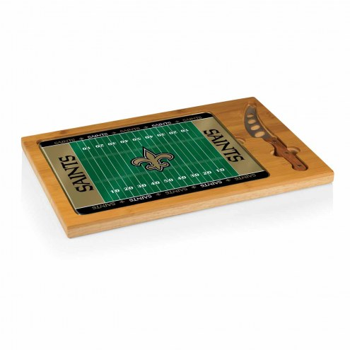 New Orleans Saints Icon Cutting Board
