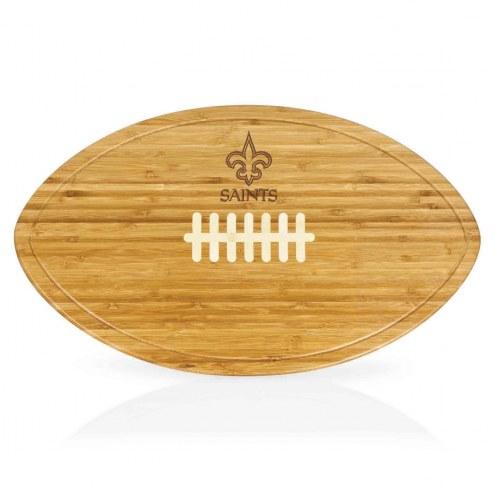 New Orleans Saints Kickoff Cutting Board