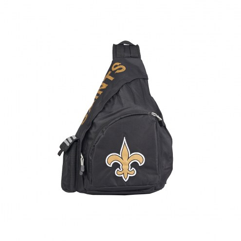 New Orleans Saints Leadoff Sling Backpack