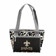 New Orleans Saints 16 Can Cooler Tote