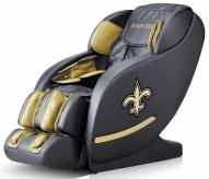 New Orleans Saints Luxury Zero Gravity Massage Chair